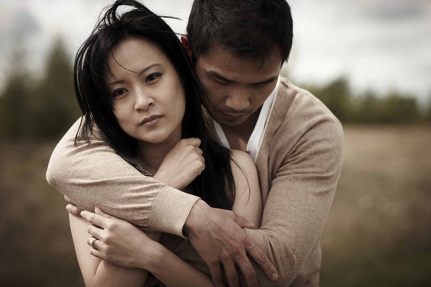 Đảo ngược tình huống chồng đòi ly hôn